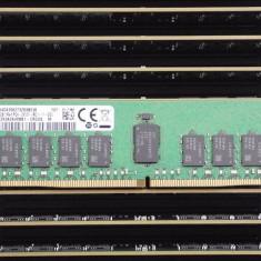 1 x 16GB 2400 DDR4 - memorie RAM Samsung ECC Registered - RDIMM - Memorie server Samsung, Peste 2000 mhz