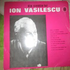 Vinil ion vasilescu - Muzica Dance electrecord