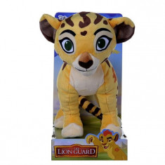 Jucarie De Plus Posh Paws Lion Guard Fuli 10 Inch Disney