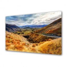 Tablou Canvas Drum pe munte