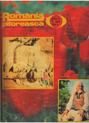 (C7620) REVISTA ROMANIA PITOREASCA, ANUL IV, 5 1975, NR.41 foto