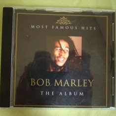 BOB MARLEY - The Album - C D Original, CD
