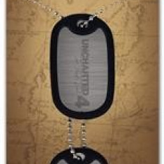 Medalion Uncharted 4 Dog Tag
