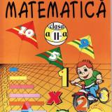 MATEMATICA. MANUAL PT CLASA A II A de AURELIA ARGHIRESCU ED. CARMINIS - Manual scolar didactica si pedagogica, Clasa 4, Didactica si Pedagogica