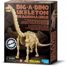 Set Arheologic Brachiosaurus 4M