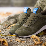 Adidasi Originali Adidas ZX 700, Autentici, Noi, Marimea 44 2/3 - Adidasi barbati, Culoare: Din imagine, Textil