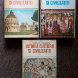 Istoria culturii si civilizatiei 1, 2, 3 - Ovidiu Drimba (3 vol.) - Roman