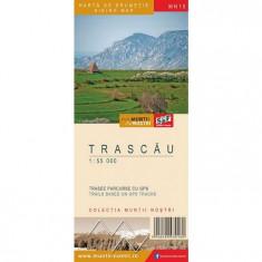Schubert & Franzke Harta Muntii Nostri Harta Muntilor - Trascau MN10 - Harta Turistica