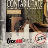 CONTABILITATE. MANUAL PT CLASA A X A de VIOLETA ISAI - Manual scolar didactica si pedagogica, Clasa 9, Didactica si Pedagogica, Alte materii