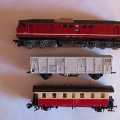 Machete Feroviare TT - Macheta Feroviara Alta, Locomotive
