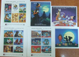 MALDIVES W. DISNEY - MICKEY VIZITEAZA CHINA, 3 M/SH  + 3 S/S, NEOB 1996 - WS  62