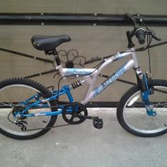 "SilverFox / Terrain / bicicleta copii 20"" (7-12 ani), 6"