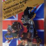 Limba Engleza In Liste Si Tabele - Andrei Bantas, 537721 - Curs Limba Engleza