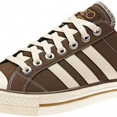 Tenisi Originali Adidas VLNEO 3 STRIPES, Autentici, Noi in Cutie 42 2/3 - Tenisi barbati Adidas, Culoare: Din imagine, Textil