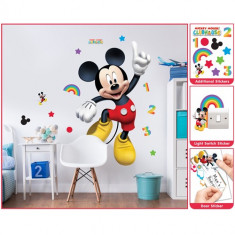 Sticker Mare Mickey Mouse - Stickere tuning