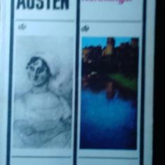Jane Austen- Mânăstirea Northanger - Roman