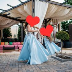 Rochie de seara/ ocazie, Marime: S/M, Culoare: Albastru