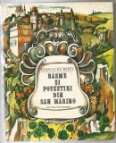 R(01) GIAN LUIGI BERTI-Basme si povestiri din San Marino