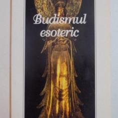 BUDISMUL ESOTERIC de A.P. SINNETT