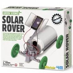 Set Creatie Solar Rover - Jocuri arta si creatie 4M
