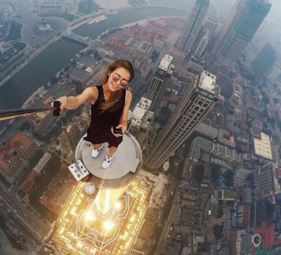 Selfie Stick foto