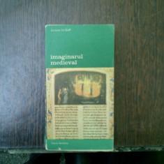 Imaginarul medieval - Jacques Le Goff - Studiu literar