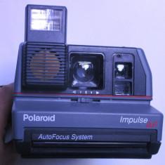 Polaroid Impulse AF aparat foto de colectie vechi cu sonar ; este functional - Aparate Foto cu Film