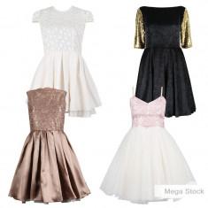Rochii elegante de la Designeri celebrii, Marime: S/M, Culoare: Din imagine