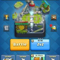 Vând cont de clash royale - Jocuri Logica si inteligenta