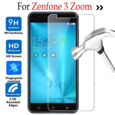 Folie Sticla Securizata / Tempered Glass  Asus Zenfone 3 Zoom ZE553KL  / 9H