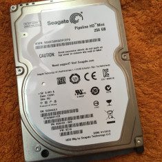 HDD laptop - Hard disc Seagate 250GB SATA - stare perfecta