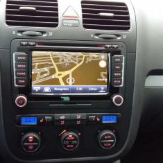 Navigatie Originala impecabila Volkswagen RNS 510 (august 2012) - Navigatie auto