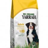 Yarrah Hrana organica uscata Adult cu pui, pentru caini 2 kg - Hrana caine