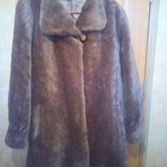 Haina Alpacca de iarna ORIGINAL - cojoc dama