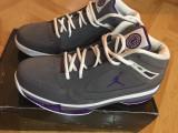 Adidasi Origiali NIKE AIR Jordan ISO II 2011, Autentic 44.5, Cauciuc