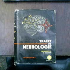 Tratat de neurologie III partea II - C. Arseni - Carte Neurologie