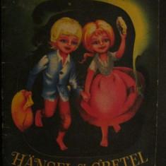Hansel si gretel - Carte de povesti