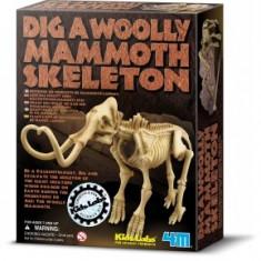 Set Arheologic Mammoth 4M