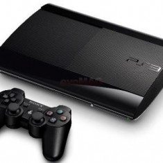 Consola Sony Playstation 3, 12GB, Slim, CECH-4004A impecabila