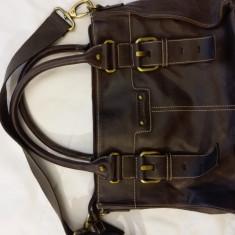 Geanta Esprit originala, casual, piele naturala - Geanta Dama Esprit, Culoare: Din imagine, Marime: Mica