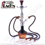 Narghilea Aladin Timbuktu 65 cm.