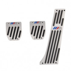 Ornament Pedale Bmw M Seria 5 F07 2008-2015 OPB-MT-16 Silver - Pedale tuning