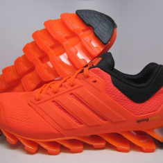 Adidasi Originali Adidas Springblade Drive M, Autentici, Noi, Marime 46 2/3 - Adidasi barbati, Culoare: Din imagine, Textil