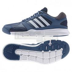 Adidasi Originali Adidas Essential Star, Autentici, Noi in Cutie, Marime 43 1/3 - Adidasi barbati, Marime: 44, Culoare: Albastru, Din imagine, Cauciuc