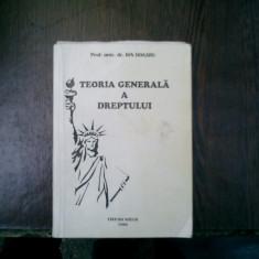 Teoria generala a dreptului - Ion Dogaru - Carte Teoria dreptului