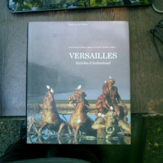 Versailles Nicholas d'Archimbaud - Jean-Francois Solnon, Bruno de Cessole - Album Muzee