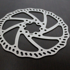 Brand-X Enduro Monitor Disc 180mm rotor + suruburi - Piesa bicicleta, Frane pe disc