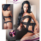 Body Orion Close2you Black S/M - Lenjerie sexy femei