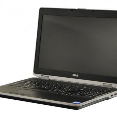 Laptop Dell Latitude E6530, Intel Core i5 Gen 3 3320M 2.6 GHz, 8 GB DDR3, 240 GB SSD NOU, DVDRW, WI-FI, 3G, Bluetooth, WebCam, Display 15.6inch 1600