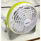 Ventilator puternic Selecline cu alimentare USB si 2 viteze - USB gadgets